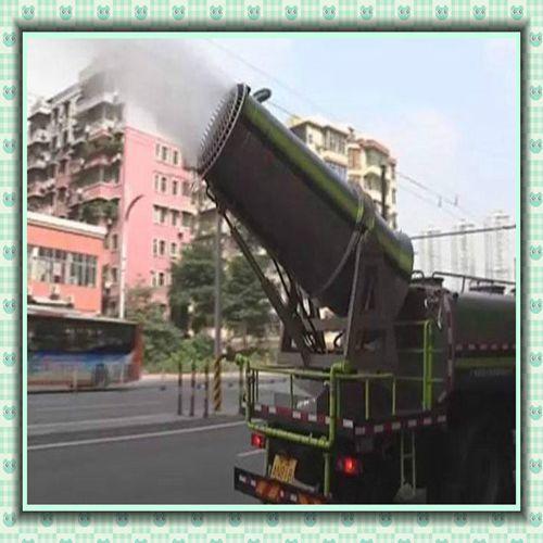 车载雾炮机车载喷雾机电动摩托车雾炮机