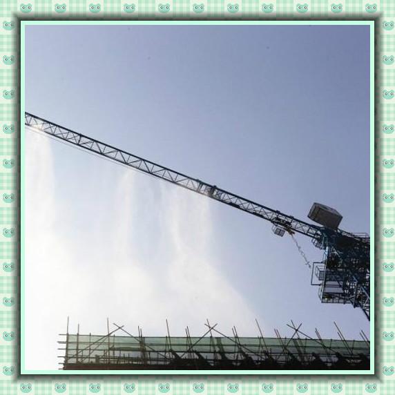 建筑工地自动喷淋塔机